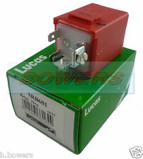 GENUINE LUCAS SRB601 33420 24 VOLT 33RA 40 AMP 4 PIN SPLIT CHARGE RELAY