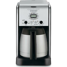 Cuisinart DCC-2750 -Extreme Brew 10-Cup Thermal Programmable Coffeemaker-silver