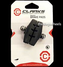 Clarks Road Racing Bike Bicycle Caliper Rim Brakes Brake Pads 50mm