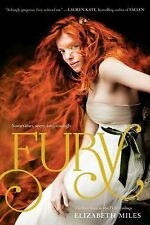 Fury (Fury, Book 1), , Miles, Elizabeth, New, 2012-08-21,