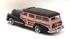 CONQUEST 1947 OLDSMOBILE (OLDS) SERIES 68 WAGON BLUE WITH VISOR  CON 67