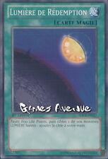 Yu-Gi-Oh ! Carte Lumière de Rédemption (par 2 !!)  SDCR-FR027  -  Commune