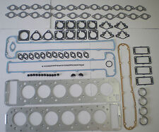 HEAD GASKET SET JAGUAR XJ12 XJS E TYPE DAIMLER DOUBLE SIX 5.3 V12 CARB 71-75 VRS