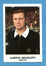 CALCIATORI 1975-76 Panini - Figurina-Sticker n. 460 - MICHELOTTI -PERSONAGGI-Rec