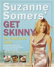 Suzanne Somers' Get Skinny on Fabulous Food, Suzanne Sommers, 0609601628, Book,