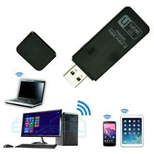 300Mbps Wireless-N USB WIFI Adapter LAN Internet Network Adapter 802.11n/g/b