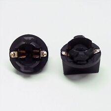 10x T10 Socket Instrument Panel Cluster Gauge Light Bulb Lamp Dashboard Plug P3