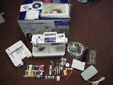 Brother LB-6800THRD Computerized Sewing and Embroidery Machine w/ 12 Threads