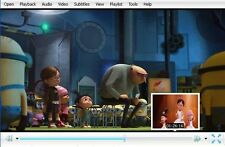 ExMplayer (Video and Audio Media Player Software - Also Plays 3D) for Windows