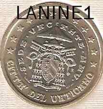 1 EURO BU SEDE VACANTE 2005 TRES TRES RARE