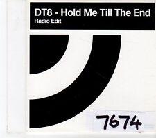 (FT848) DT8, Hold Me Till The End - 2007 DJ CD