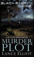 Murder Plot (Black Star Crime),ACCEPTABLE Book