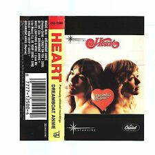 Dreamboat Annie by Heart (Cassette, Apr-1998, EMI-Capitol Special Markets) NEW