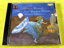 Prokofiev - Cinderella Suite ~ Music CD ~ RCA Red Seal Japan ~ Slatkin Classical