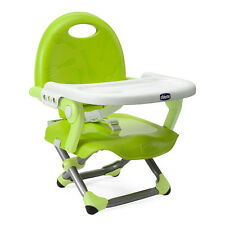 Chicco Pocket Snack Booster Seat - Lime Green (2015)