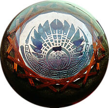Quetzalcoatl Crop Circle Quantic Resonator 7 Chakra Alingment MPD, ORGONE