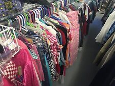 Bulk Lot 50 Kids Clothes Girls Pants Shirts Various Sizes Clothing Wholesale