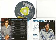 "ELVIS PRESLEY CD ""UNEDITED MASTERS HOLLYWOOD TO NASHVILLE 1972-1980"" 2012 VENUS"