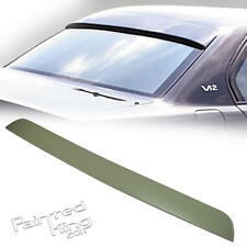 PKUK 1995-2001 BMW E38 7-Series A Style Rear Roof Spoiler Unpainted