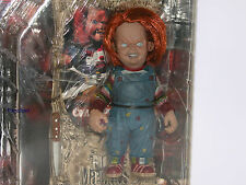 Child's Play CHUCKY DOLL Movie Maniacs 2 McFarlane Toys Figure 1999 New