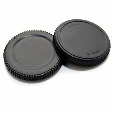 Panasonic compatible Micro Four Thirds Rear Lens Cap & Body Cap G10 G2 G3 G5 GF1