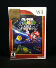 Super Mario Galaxy  (Wii, 2007) Nintendo Selects  / BRAND NEW