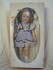Shirley Temple Doll 1950s 18 inch Excellent Condition in its original Box