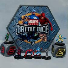 NEW Marvel Heroes BATTLE DICE Booster Sets~2 Cases (24)