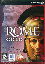 Europa Universalis Rome Gold Mac OS 10.5.8 or higher strategy game NEW