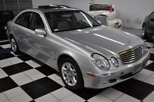2003 Mercedes-Benz E-Class ONE OWNER - LOW MILES - FLORIDA CAR