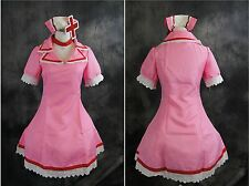 a-516n Taille S Vocaloid Meiko Sœur Infirmière Cosplay costume Robe costume robe