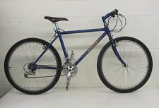 "Vintage 1989 Fisher HK-II 18"" Cr-Mo 21-Speed Mountain Bike Shimano Deore MT62/3"