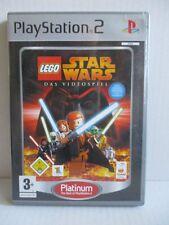 SONY Playstation 2 PS2 Spiel LEGO Star Wars Das Videospiel