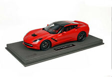 BBR Chevrolet Corvette Stingray with Showcase 1/18