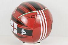 Andrea Pirlo Signed AC Milan Soccer Ball NYCFC MLS Italy PSA COA #AB16431