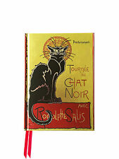 STEINLEN - TOURNEE DU CHAT NOIR - LINED JOURNAL - BRAND NEW - HARDCOVER 756640