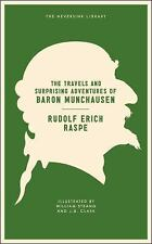 The Travels and Surprising Adventures of Baron Munchausen (Neversink)-ExLibrary