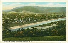 A Bird's Eye View of the North Side, Corning NY