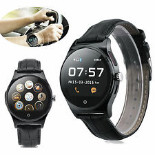Touch Screen Bluetooth Smart Wrist Watch For Samsung Galaxy S 7 6 5 LG HTC ASUS