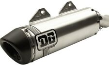 DG V2 Slip On Muffler Exhaust For Kawasaki KLR 650 84-15 071-8650