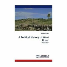 A Political History of West Timor: 1901-1967-ExLibrary