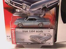 1966 Oldsmobile 442 1:64 AUTO World 64042