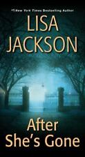 After She's Gone (West Coast Series) - Acceptable - Jackson, Lisa - Mass Market