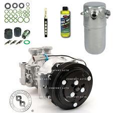 New AC Compressor & A/C Kit Fits: 1996 - 1999 Chevy Silverado 1500 / 2500 Truck