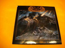 Cardsleeve Full CD BEWITCHED Spiritual Warfare PROMO 10TR 2006 black metal