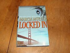 Locked In by Marcia Muller 2009 HB/BCE Sharon McCone Mystery