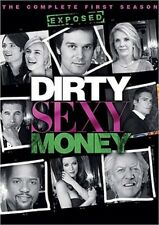 DIRTY SEXY MONEY THE COMPLETE SERIES (Previously Viewed in 2 Blockbuster Cases