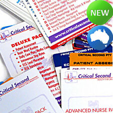 Deluxe Pack - Nurse|Doctor Drug Cards
