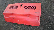 Fiat 126 650cc Engine Bootlid with dents