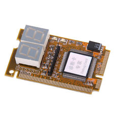 3 in 1 Mini PCI/PCI-E LPC PC Analyzer Tester POST Card